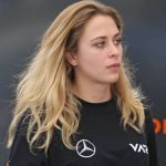 Sophia Florsch vows to return to Formula 3 after surgery on fractured spine