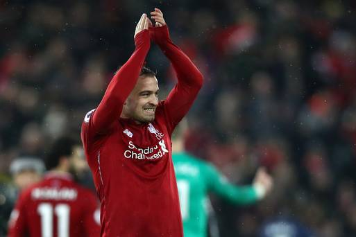 e615c071ca9 Liverpool 3 Manchester United 1 – Here's how the players rated as Liverpool  claim bragging rights at Anfield