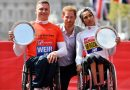 Six-time Paralympic champion David Weir reveals how wheelchair racing saved him from depression