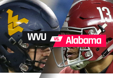 Alabama, West Virginia agree to football home-and-home in 2026-27
