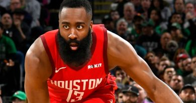 James Harden and Trae Young named NBA Players of the Week