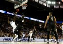 March Madness 2019: Duke's Zion Williamson discusses win over UCF, matchup with Tacko Fall