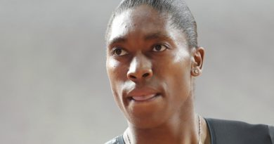 Caster Semenya files appeal to Swiss court after testosterone ruling