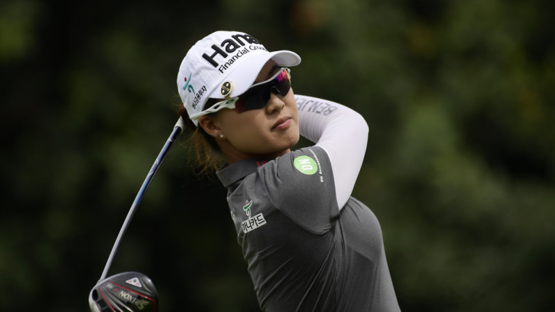 golf  minjee lee eyes top spot  end to aussie drought at