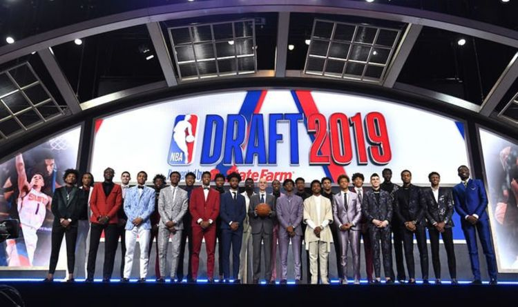 nba draft 2019 list of draft picks from and