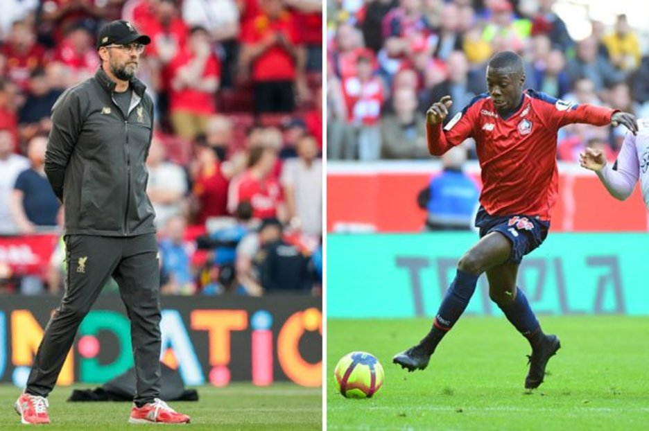 Liverpool exploring possibility of accelerating move for