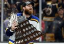Stanley Cup Final 2019: Blues' Ryan O'Reilly played through rib injury