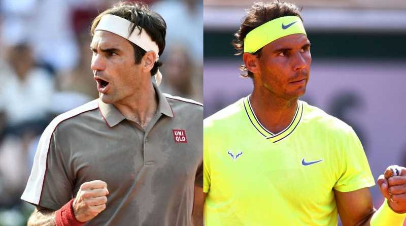 Roger Federer And Rafael Nadal Set To Go Head To Head At Wimbledon Sports Love Me