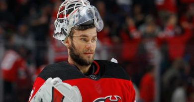 Eddie Lack taking break from professional hockey, will work as Arizona State goalie coach