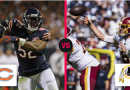 What channel is Bears vs. Redskins on today? Time, TV schedule for 'Monday Night Football'