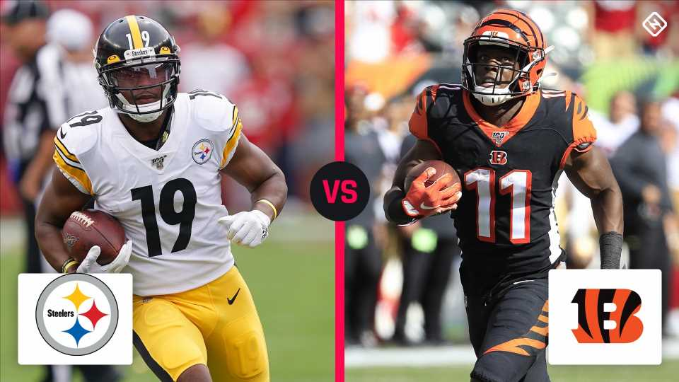 What channel is Steelers vs. Bengals on today? Schedule ...