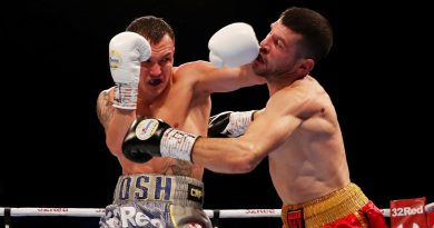Josh Warrington's five possible opponents for next fight