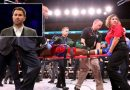 Patrick Day: Eddie Hearn reacts as boxer hospitalised following 'horrendous' knockout