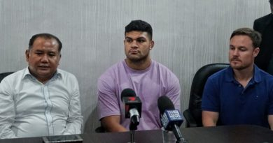 'Being in a cell is not great': Fifita's tough lesson after landing back in Brisbane