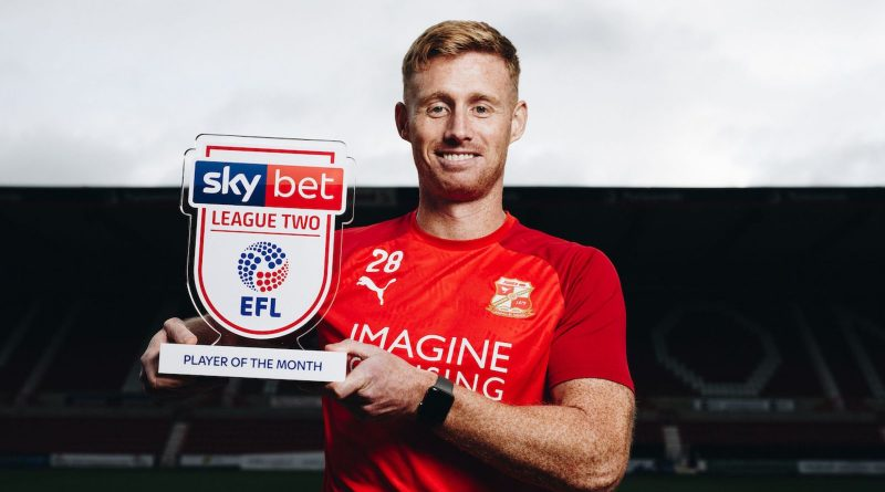 Eoin Doyle interview: Swindon's 'Ginger Pele' who is the leading scorer in England this season