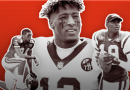 That's so 80s: Why NFL receivers have ditched tradition for 'swaggy' jersey numbers