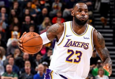 LeBron on uncalled travel: 'Had a malfunction'