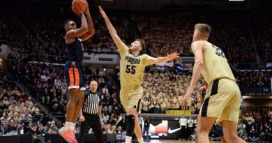 For 3: What happened to Virginia, and are Buckeyes' Big Ten's best?