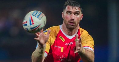 Matty Smith released by Catalans Dragons