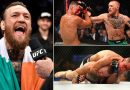 Conor McGregor throws down gauntlet to Nate Diaz for a THIRD fight