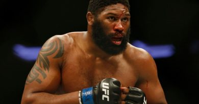 UFC Fight Night Blaydes vs. dos Santos: Live results and analysis