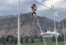 Pole vaulter suffers horror injury after nasty fall leaves him with 18 stitches