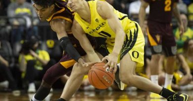 Oregon at Arizona State college basketball odds, picks and best bets