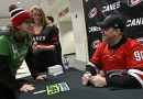 David Ayres, Carolina Hurricanes EBUG, embraces newfound fame