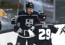 Kings' Gabe Vilardi scores 10 seconds into first NHL shift