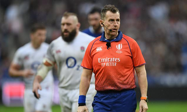 Nigel Owens keen to see World Rugby's 'orange card' idea trialled