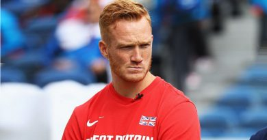 Greg Rutherford 'can't envisage' Olympics without fans amid Tokyo 2020 doubts