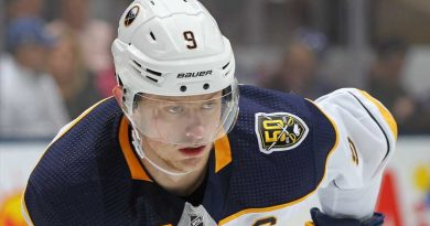Sabres star Jack Eichel admits he's frustrated with losing seasons