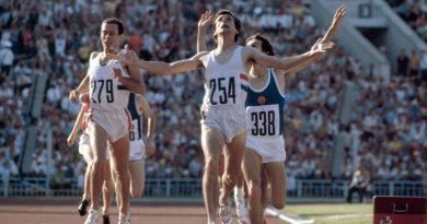 Seb Coe reveals new details of athletics' greatest rivalry on 40th anniversary