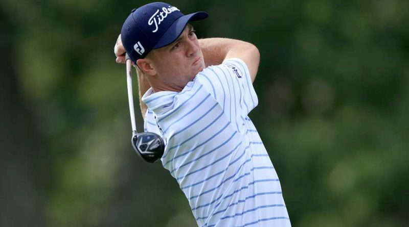 Justin Thomas grabs two-stroke lead at Workday Charity Open