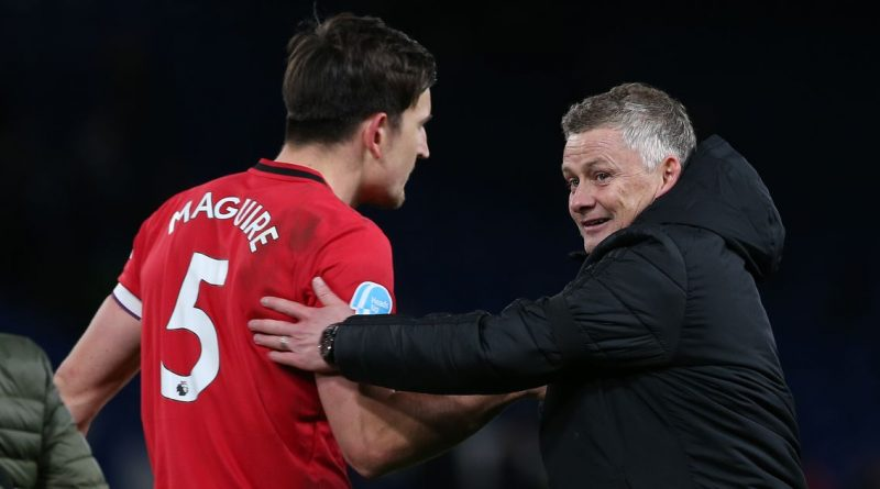 Ole Gunnar Solskjaer opens up on how Harry Maguire is mentally ahead of return