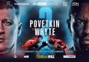 Whyte vows to KO Povetkin as rematch is confirmed for November 21