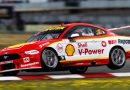Supercars: Scott McLaughlin eyes title after winning race one of the OTR SuperSprint at The Bend