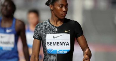 Caster Semenya loses appeal against World Athletics testosterone rules in blow to Tokyo 2020 hopes
