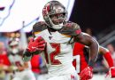 Bucs' Arians: Godwin doubtful for Panthers game