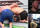 Gaethje reveals moment shared with emotional Khabib following UFC 254