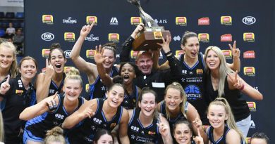 North Queensland's feast of WNBL basketball