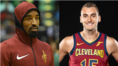 J.R. Smith says Sam Dekker is the only teammate he didn't like: 'Talking some Trump s—'