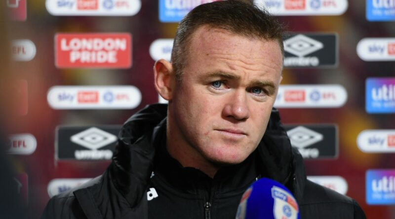 Wayne Rooney faces major problems at Derby after taking job permanently