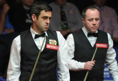 Ronnie O'Sullivan: John Higgins relishing Masters clash as snooker icons reignite rivalry