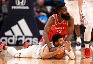 Nuggets podcast: James Harden trade, Jamal Murray's play, Bol Bol starts and more