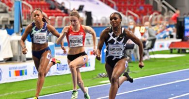 Asher-Smith wins again but Johnson-Thompson faces race against time