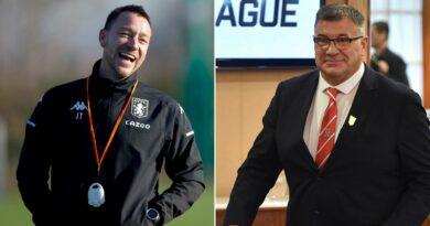 John Terry to aid England RL's World Cup bid through Shaun Wane friendship