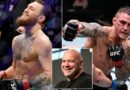 White 'believes McGregor vs Poirier will be a war' at UFC 257