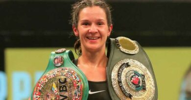 Terri Harper can become an undisputed world champion in two fights, says trainer Stefy Bull