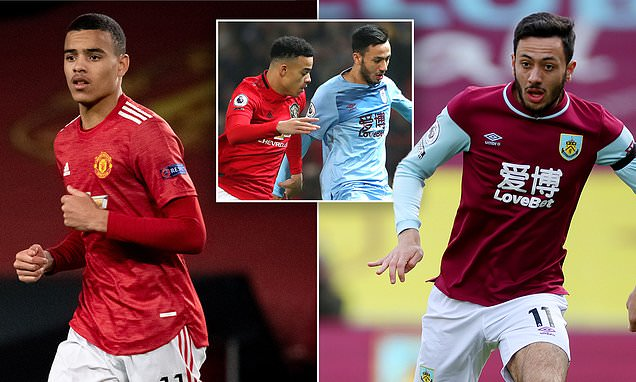 Dwight McNeil set to return to Old Trafford when Burnley face United